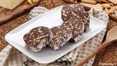 Come fare il salame di cioccolato con il Bimby