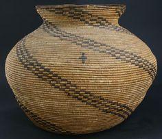 Apache medicine basket