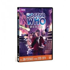 Doctor Who: Day of the Daleks | Doctor Who Shop One of the most beloved Doctor Who adventures, now remastered to DVD! The third Doctor (Jon Pertwee) deduces that Sir Reginald Styles hails from 200 years in the future, and a device found with him is a time machine. The Doctor and Jo battle the Ogrons and Daleks and end up prisoners at the Dalek base. Will time travel help them escape? Many extras.