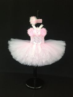 Girls Ballerina Fairy Costume Tutu Dress by MissTwirlyGirl on Etsy, $55.00