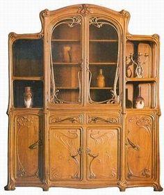 Ilréalisa lepavillon L'Art Nouveau du marchand d'art Samuel Bing à l ...