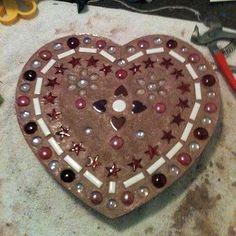 homemade stepping stones | Chamness Technology Inc.: Homemade Gift Ideas
