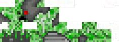 A creeper that is half robot and half creeper Minecraft Skins Robot, Skin Mine, Mc Skins, Custom Funko Pop, Dremel, Creepers, Anime Art, Diy And Crafts, Aliens
