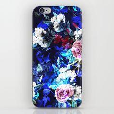 #floral #flowers #fashion #moda #colors #moda #trend #colors #blossom #tropical #seamless #garden #society6 @Society6