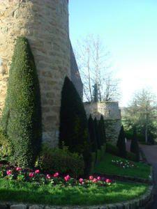 79 - Deux-Sevres - Parc Imbert Thouars - Vieux Thouars