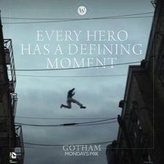 Bruce Wayne #Gotham