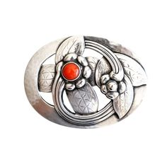 Georg Jensen Art Deco Brooch