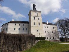 Březnice castle, Czechia #castle #Czechia