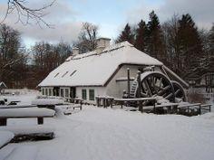 Hammermøllen i Hellebæk