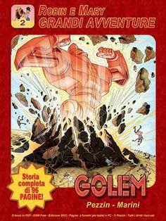 Prezzi e Sconti: #Golem. robin e mary. grandi avventure. vol. 2 edito da Simplicissimus  ad Euro 2.99 in #Ebook #Bambini e ragazzi