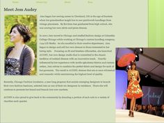 One of my favorite dress makers:  http://www.audey.com/