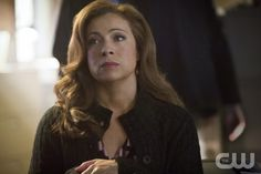 Arrow -- The Huntress Returns -- Image AR117b_0562b Pictured: Alex Kingston as Dinah Lance -- Photo: Jack Rowand/The CW -- © 2013 The CW Network. All Rights Reserved