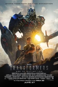 Transformers: Age of Extinction - 6.27.14