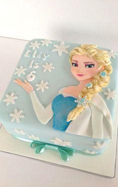 ... / frozen on Pinterest  Elsa cakes, Elsa frozen cake and Elsa frozen