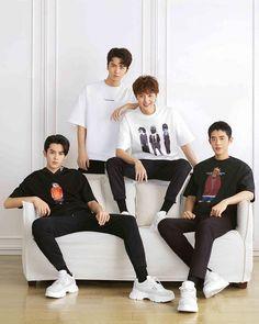 Meteor Garden Cast, Meteor Garden 2018, F4 Boys Over Flowers, Flower Boys, Meteor Rain, How To Show Love, My Love, Taiwan Drama, Handsome Korean Actors