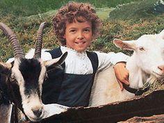 I loved watching Heidi; a huge part of my childhood. #thinkINC #lovechildrensTV #memories