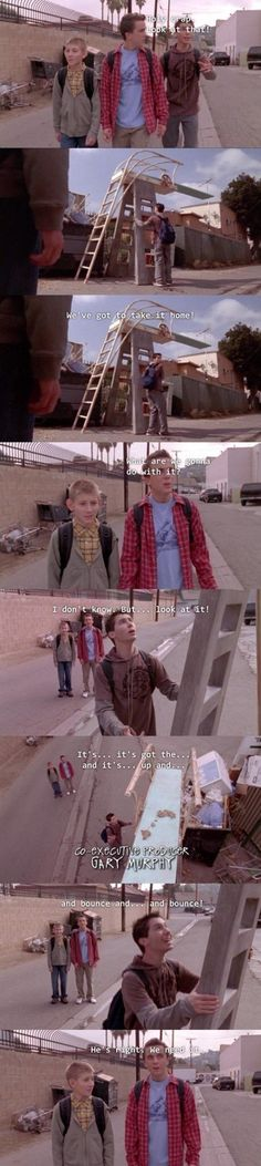 Malcolm in the Middle, I miss you.