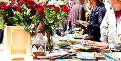 "Sant Jordi´s Day Barcelona (La Diada de Sant Jordi), is on 23rd April. It is also called the ""Feast or Festival of St George"". Sant Jordi is the Catalan name of Saint George, the patron saint of Catalonia. St Jordi's day, is Barcelona's most romantic day of the year. St Jordi's is a day of ..."