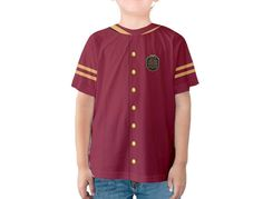 Kid's Tower of Terror Bellhop Inspired Disneybound Shirt