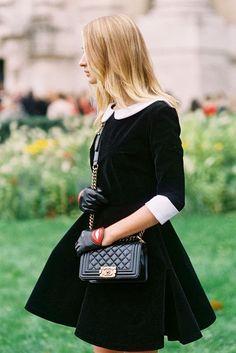 Paris Fashion Week SS 2014....Maria - Vanessa Jackman