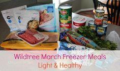 Wildtree March Freezer Meals: Light & Healthy | Organize 365