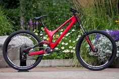 2015 Specialized S-Works Demo Carbon