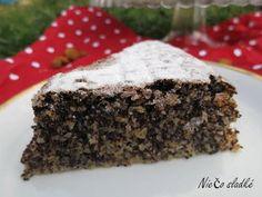 Makový koláč bez múky Gluten Free, Food, Fitness, Bakken, Glutenfree, Essen, Sin Gluten, Meals, Yemek