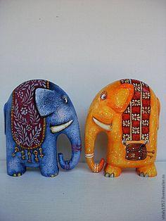 Слоники Иня с Яней