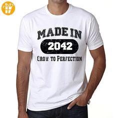 2042, tshirt geburtstag, geschenke für männer, tshirt geschenk - Shirts mit  spruch (