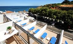 Room Balconys With Sea View - Carvi Beach Hotel Algarve - Lagos