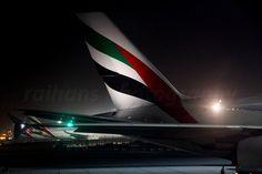 Emirates - A380 - Dubai International Airport DXB/OMDB, Dubai, UAE