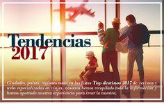 Ofertas en www.viajesviaverde.es: Tendencias destinos 2017