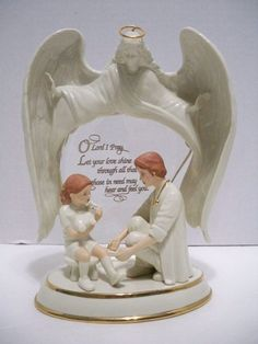 Bradford Exchange Angel of Love 4th Issue in Heaven's Gentle Touch Series A4368 | Collectibles, Decorative Collectibles, Decorative Collectible Brands | eBay!