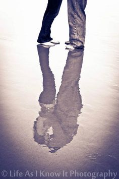 I like this cropping with the reflection :) This is beautiful. , photo idea