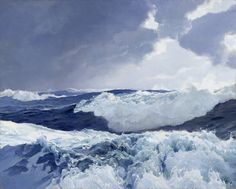 Mid Ocean by Frederick Judd Waugh