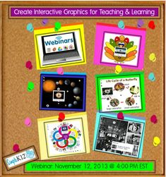 ThinkLink - Creating rich content images for online learning #web2.0 #tools
