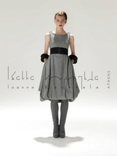 "Dress by Ioanna Kourbela from  ""Remember Tomorrow"" collection AW11-12 http://www.ioannakourbela.com/"