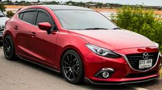 mazda 3 advan rz - Google Search