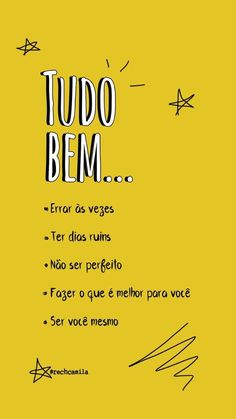 New wallpaper frases portugues ideas The Words, Motivational Phrases, Inspirational Quotes, Tumblr Love, Story Instagram, Love Languages, Self Esteem, Sentences, Texts