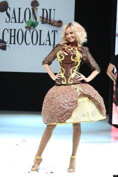 Fashion Show: Salon du Chocolat, Paris