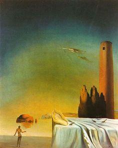 Salvador Dali: The Dream Approaches
