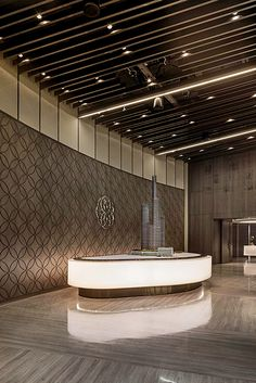 Lodha World One Sales Gallery In Mumbai India Designed By Studio
