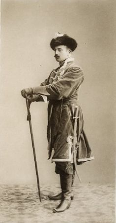 longliveroyalty: Grand Duke Boris Vladimirovich of Russia, grandson of Tsar Alexander II and cousin of Tsar Nicholas II. 1903. Note: Grand Duke Boris had a career in the Russian military but was better known for being a playboy and having restless behavior. He was under house arrest during the Russian Revolution but escaped, and traveled to France with his long-time mistress. The Grand Duke died in Paris during the German occupation of the city during World War II.