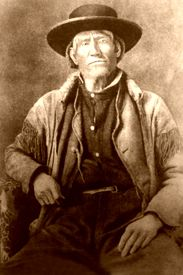Jim Bridger (1804-1881) - An accomplished trapper, scout, and mountain man, Bridger was born on March 17, 1804 in Richmond, Virginia. At the age of 17, Bridger joined General William Ashley's Upper Missouri Expedition and was one of the first non-Indians to see the natural wonders of what would become Yellowstone Park.In 1824, he was the first white man to see the Great Salt Lake, which he believed to be an arm of the Pacific Ocean. He died on his farm near Kansas City on July 17, 1881.