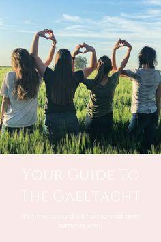 Gael Goer: Your Guide To The Gaeltacht - Missy.ie Irish Teen Magazine Irish Language, What To Pack, Teen, Couple Photos, Movie Posters, Couple Shots, Irish People, Film Poster, Irish
