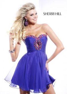 Sherri Hill Fall 2012-Style 2944 #SHERRIHILLSTYLE