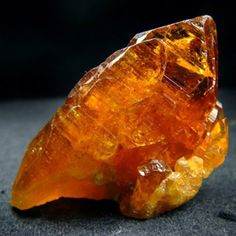 Clinohumite is a rare mineral and an especially rare gemstone. Only three sources of gem-quality clinohumite material are known; in Tajikistan, Siberia and Tanzania.