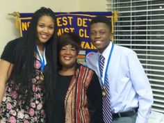 Detroit Northwest Optimist Club Oratorical Contest-Why My Voice Is Important - University Prep HS Debate