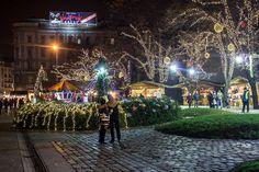 Lenyűgöző képek a karácsonyi fényekben pompázó Budapestről! – MINDEN SZÓ.hu