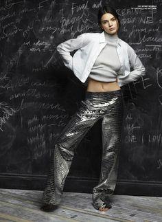V Magazine #100 Spring 2016, Kendall Jenner